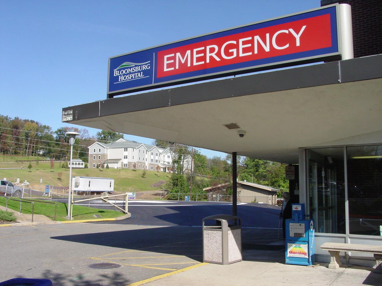 Bloomsburg Hospital Staff Saves ER From Flooding